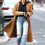 Hailey Baldwin Was Seen Out in NYC During New York Fashion Week 02/13/2018-2