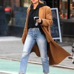 Hailey Baldwin Was Seen Out in NYC During New York Fashion Week 02/13/2018-5