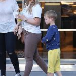 Hilary Duff Was Spotted Out in Beverly Hills with Her Son Luca Comrie 02/18/2018-2