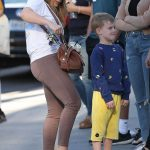 Hilary Duff Was Spotted Out in Beverly Hills with Her Son Luca Comrie 02/18/2018-3