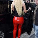 Iggy Azalea Leaves Z100 Studios in New York City 02/15/2018-5