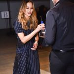 Jamie Chung at the Fiji Water at Self Portrait Show During New York Fashion Week in New York City 10/02/2018-4