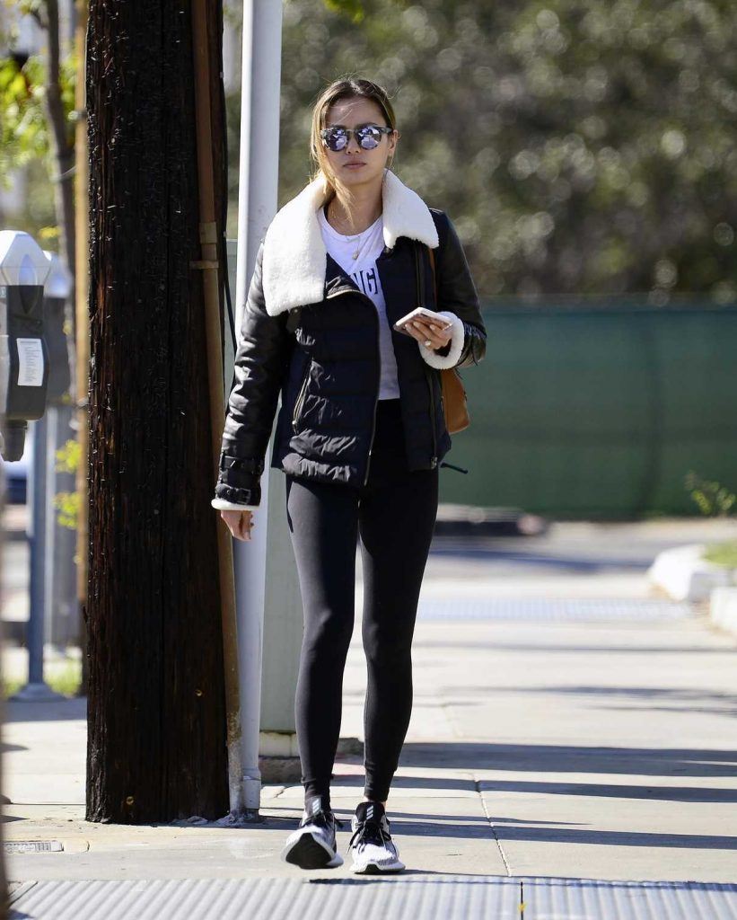 Jamie Chung Was Seen Out in West Hollywood 02/25/2018-1