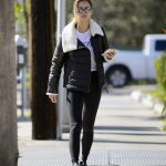 Jamie Chung Was Seen Out in West Hollywood 02/25/2018-2