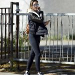 Jamie Chung Was Seen Out in West Hollywood 02/25/2018-5