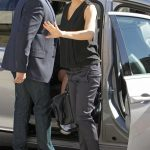 Jennifer Garner Arrives at Church in Los Angeles 02/04/2018-2