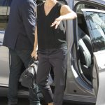 Jennifer Garner Arrives at Church in Los Angeles 02/04/2018-3