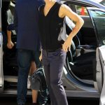 Jennifer Garner Arrives at Church in Los Angeles 02/04/2018-4