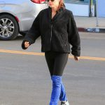 Jennifer Garner Was Spotted After a Morning Workout in Brentwood 02/13/2018-2
