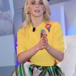Julianne Hough at the BlogHer18 Health Conference at Tribeca Rooftop in NYC 01/31/2018-4