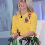 Julianne Hough at the BlogHer18 Health Conference at Tribeca Rooftop in NYC 01/31/2018-5