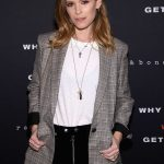 Kate Mara Arrives at Why Can?t We Get Along Premiere in New York 02/01/2018-2