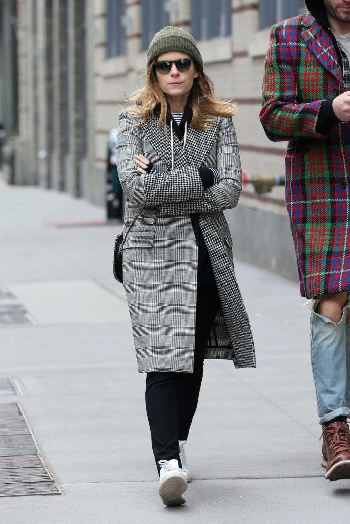 Kate Mara Was Seen Out in New York City 02/01/2018-1