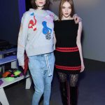 Larsen Thompson at the Jeremy Scott Fashion Show During New York Fashion Week in New York City 02/08/2018-4