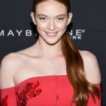 Larsen Thompson at the Maybelline New York x V Magazine Party During New York Fashion Week 02/11/2018-5