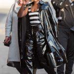 Lupita Nyong'o Arrives at Jimmy Kimmel Live Studios in Los Angeles 02/01/2018-4