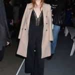 Madelaine Petsch at the Jonathan Simkhai Fashion Show During New York Fashion Week in New York City 02/10/2018-2