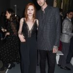 Madelaine Petsch at the Jonathan Simkhai Fashion Show During New York Fashion Week in New York City 02/10/2018-3