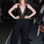 Madelaine Petsch at the Jonathan Simkhai Fashion Show During New York Fashion Week in New York City 02/10/2018-4