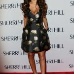 Madison Pettis at the Sherri Hill Fashion Show During New York Fashion Week in New York City 02/08/2018-4