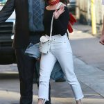 Maisie Williams Arrives on Jimmy Kimmel Live! in Hollywood 02/20/2018-3
