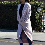 Mila Kunis Leaves a Hair Salon in Los Angeles 02/23/2018-4