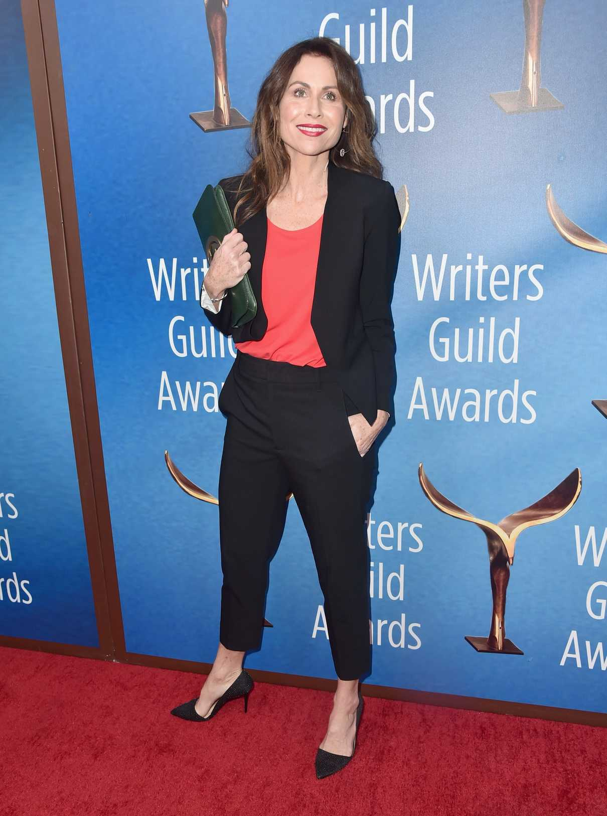 Minnie Driver at the 70th Annual Writers Guild Awards in Beverly Hills 02/11/2018-3