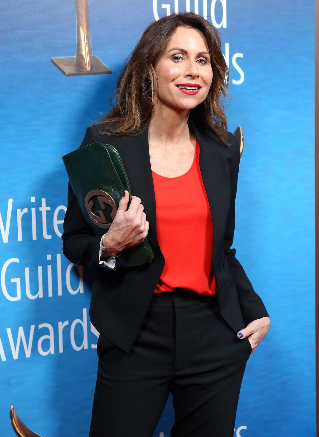 Minnie Driver at the 70th Annual Writers Guild Awards in Beverly Hills 02/11/2018-5