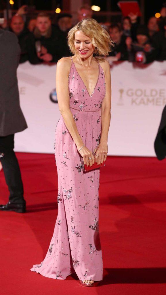 Naomi Watts at the 53rd Golden Camera Awards in Hamburg 02/22/2018-1