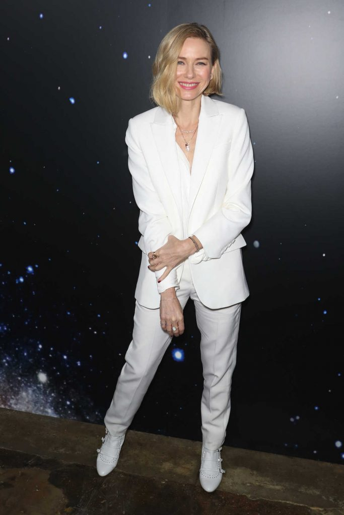 Naomi Watts at the Zadig and Voltaire Fashion Show During New York Fashion Week in New York City 02/12/2018-1