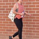 Olivia Wilde Hits the Gym in LA 02/09/2018-4