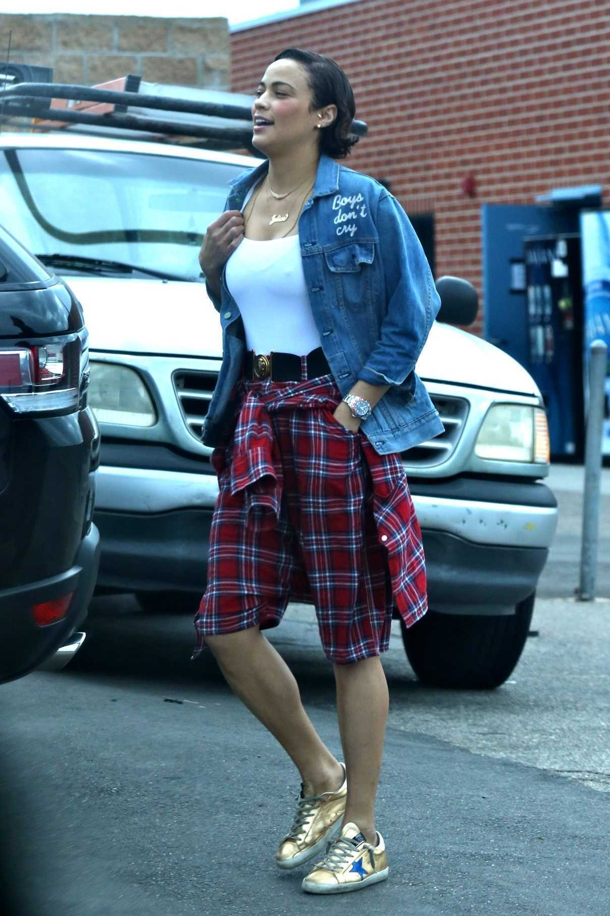 Paula Patton Was Seen Out in Los Angeles 02/10/2018-4