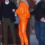 Rita Ora Heads to Late Night with Seth Meyers in NYC 02/01/2018-2