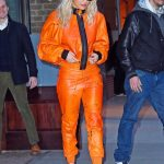 Rita Ora Heads to Late Night with Seth Meyers in NYC 02/01/2018-3