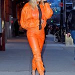 Rita Ora Heads to Late Night with Seth Meyers in NYC 02/01/2018-4