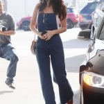 Selena Gomez Arrives at Casa Vega Mexican Restaurant in LA 02/02/2018-3