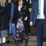 Selena Gomez Leaves Her Friends Apartment in New York 02/13/2018-2
