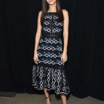 Victoria Justice at the Jonathan Simkhai Fashion Show During New York Fashion Week in New York City 02/10/2018-2