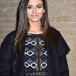 Victoria Justice at the Jonathan Simkhai Fashion Show During New York Fashion Week in New York City 02/10/2018-5