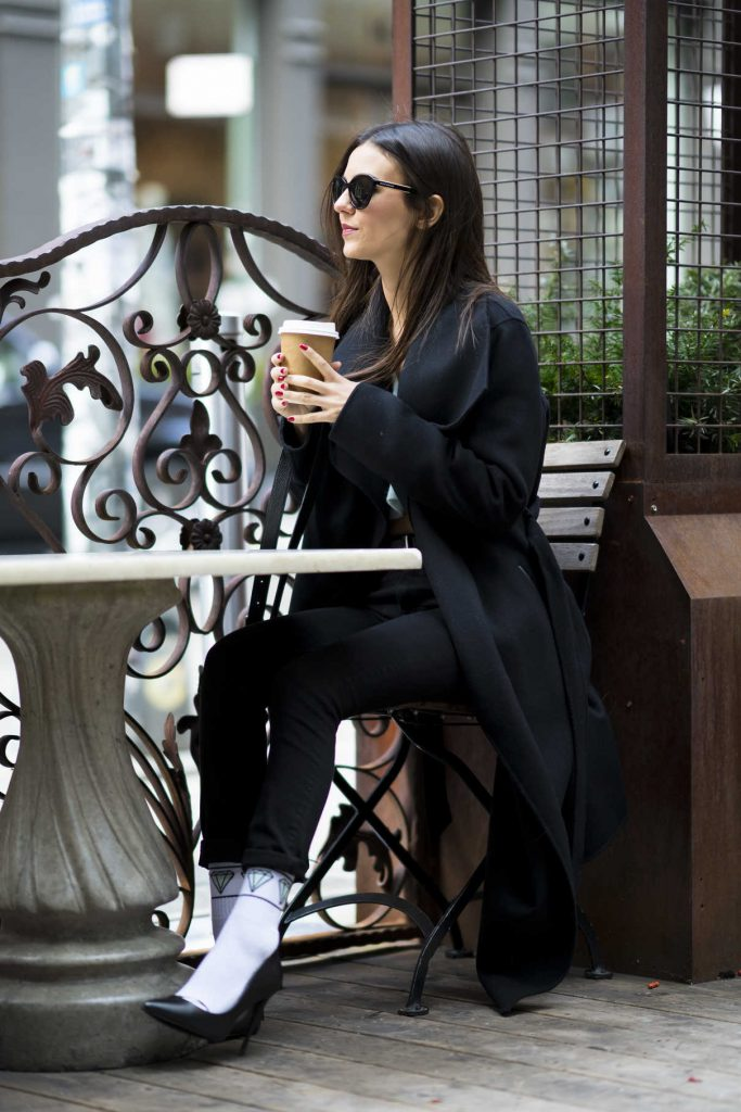 Victoria Justice Was Seen Out in NYC 02/12/2018-1