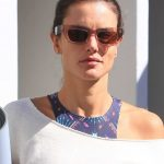 Alessandra Ambrosio Out for Yoga in Brentwood 03/17/2018-5