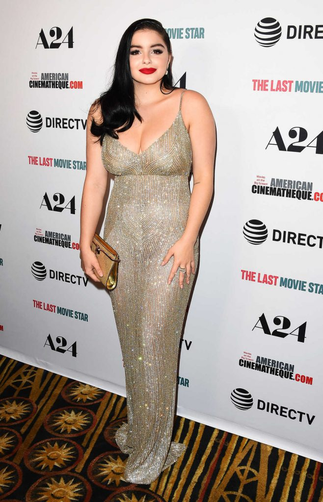 Ariel Winter at The Last Movie Star Premiere in Los Angeles 03/22/2018-1