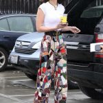 Bella Hadid Leaves the London Hotel in West Hollywood 03/13/2018-3