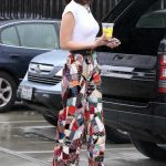 Bella Hadid Leaves the London Hotel in West Hollywood 03/13/2018-5