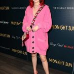 Bella Thorne at the Midnight Sun Screening in New York City 03/22/2018-2