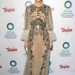 Darby Stanchfield at UCLA's Institute of the Environment and Sustainability Gala in Los Angeles 03/22/2018
