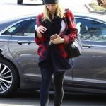 Elle Fanning Arrives at LA Fitness in Studio City 03/01/2018-3