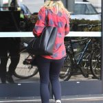 Elle Fanning Arrives at LA Fitness in Studio City 03/01/2018-5
