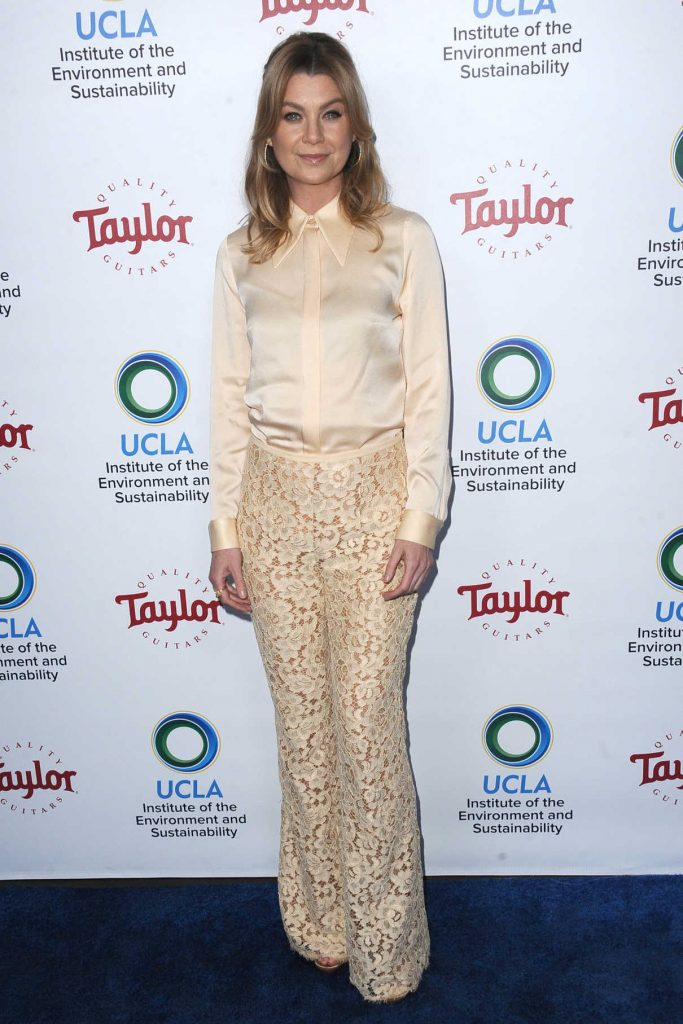 Ellen Pompeo at UCLA's Institute of the Environment and Sustainability Gala in Los Angeles 03/22/2018-1
