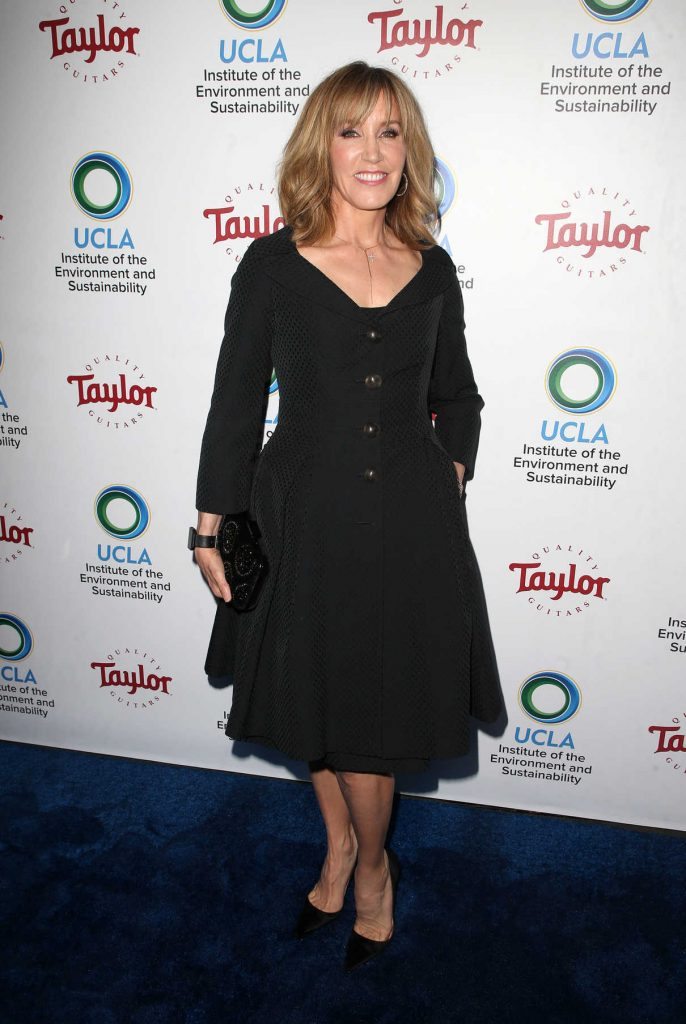 Felicity Huffman at UCLA's Institute of the Environment and Sustainability Gala in Los Angeles 03/22/2018-1